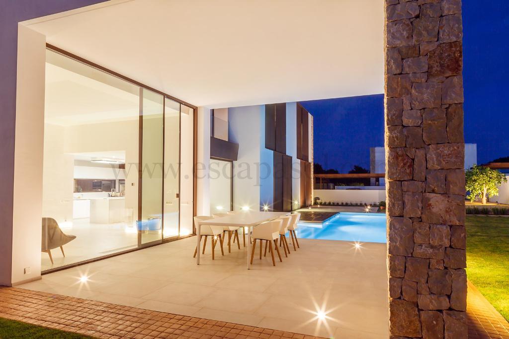 Villa de luxe beatriz moraira costa blanca escapasol - Villa de luxe minorque esteve estudio ...