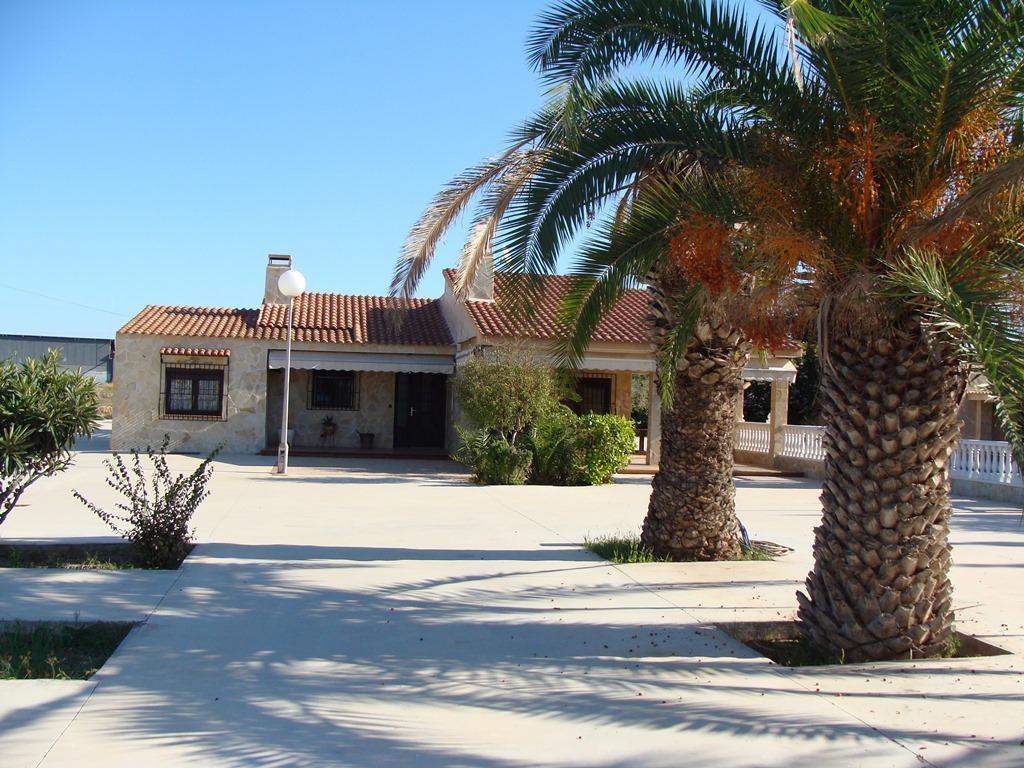 Belle Villa, piscine, Santa Pola, Costa Blanca.