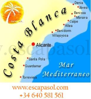 Immobilienagentur costa blanca