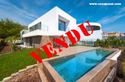 Luxueuse Villa Finestrat Alicante à vendre
