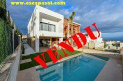 a vendre Villa Moderne Benijofar Espagne