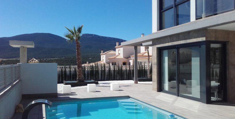"""Villa """"Lea"""", Castalla, Alicante, Costa Blanca"""