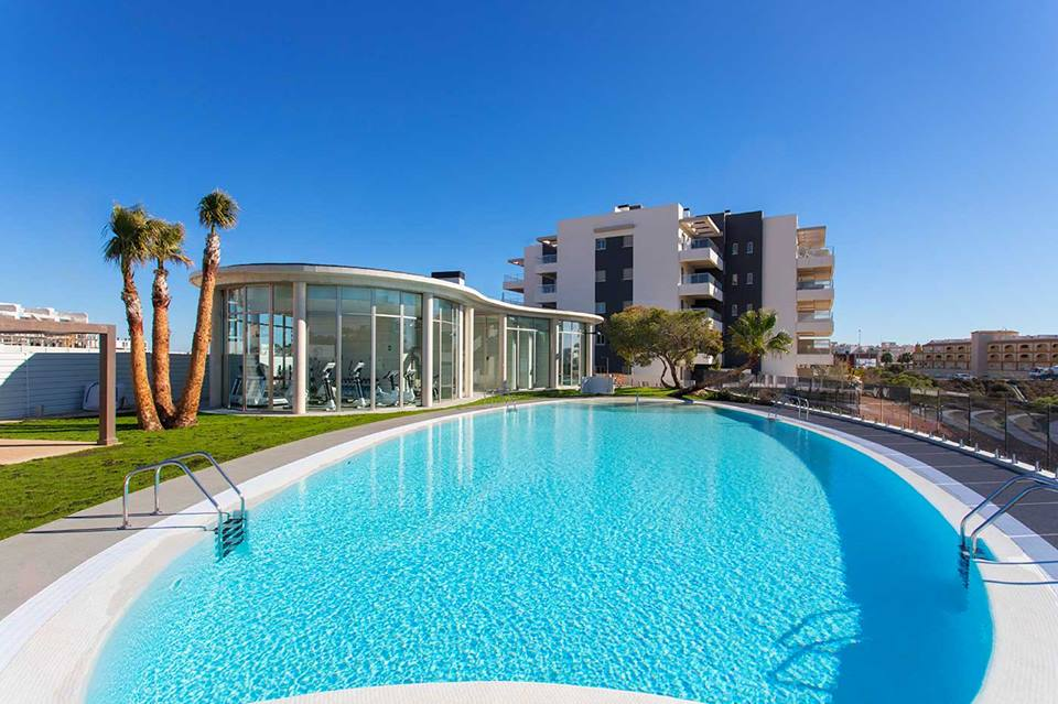 Appartement Green Hills, La Zenia, Costa Blanca