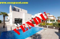 a vendre Villa luxueuse Torrevieja