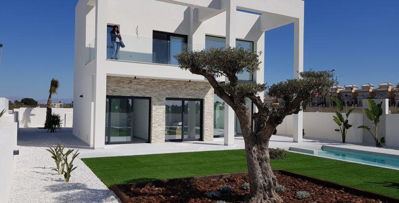 Villa moderne lumineuse Alicante Costa Blanca