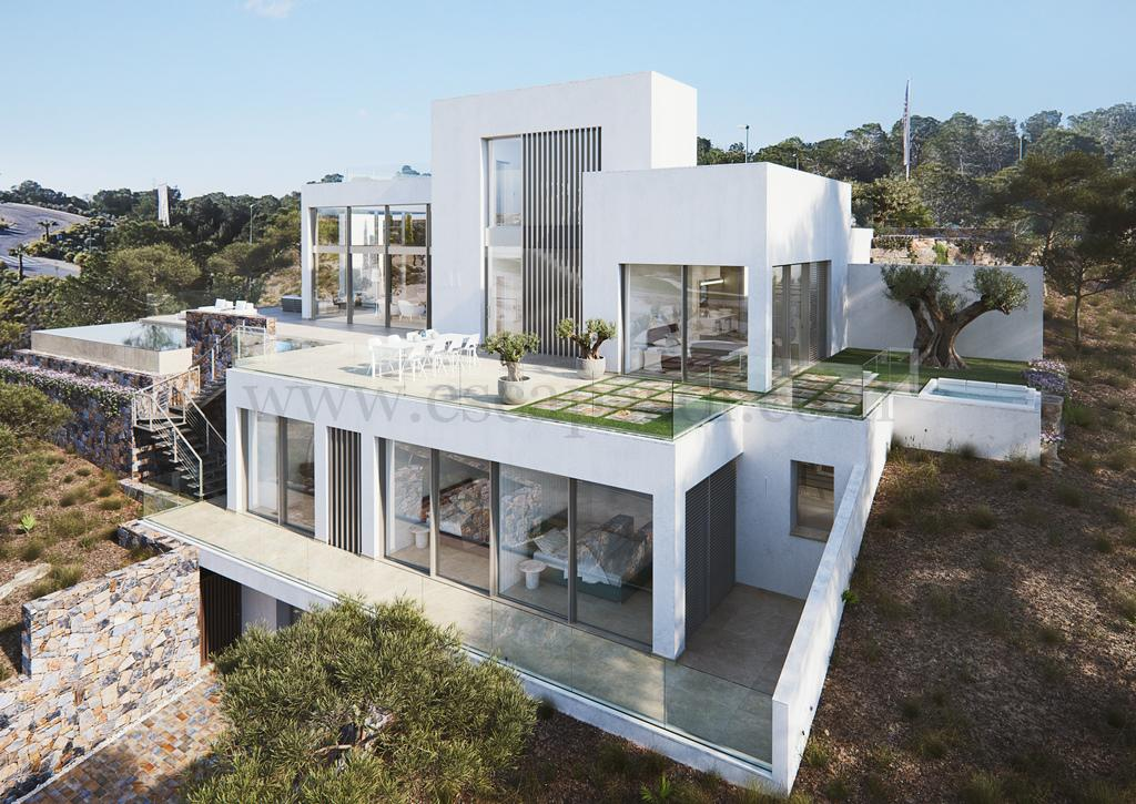 Unique and spectacular villa on the Colinas Golf in Spain