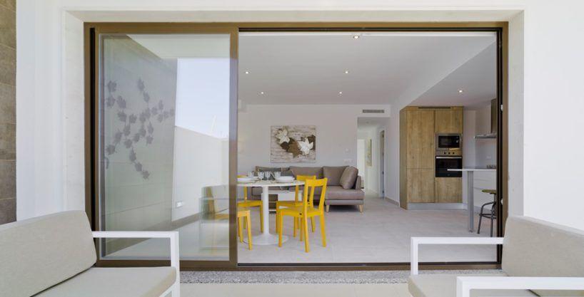 Villa mitoyenne avec piscine privée à San pedro del Pinatar en Espagne