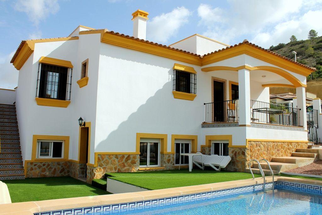 Belle villa avec piscine à Hondón de las Nieves en Espagne