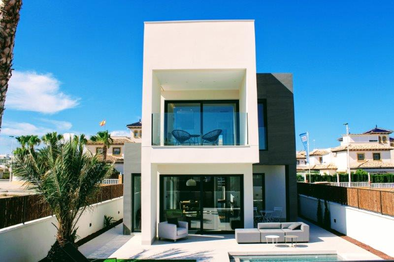 Villa à 500m de la plage alicante Costa Blanca Espagne