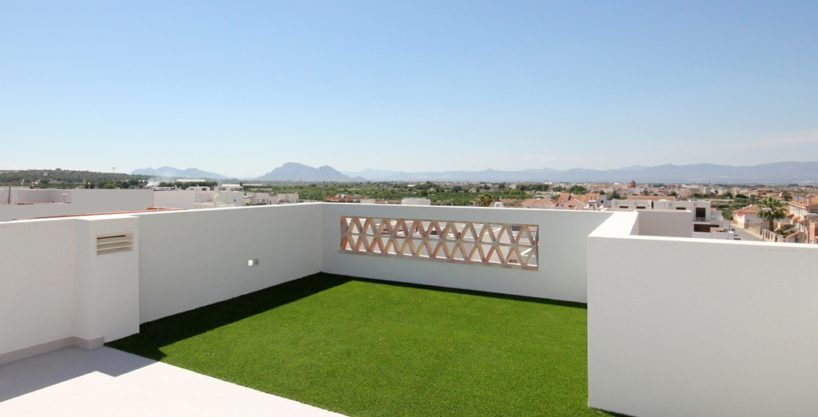 Detached 2 bedroom villa in Benijofar, Spain