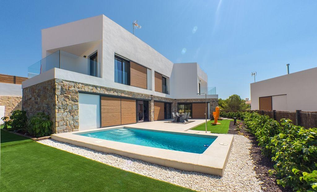 Villa de luxe à Sierra Cortina Benidorm en Espagne