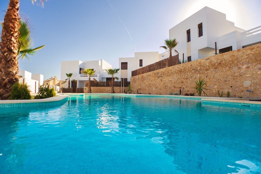 Apartment on the Finca Golf in Spain