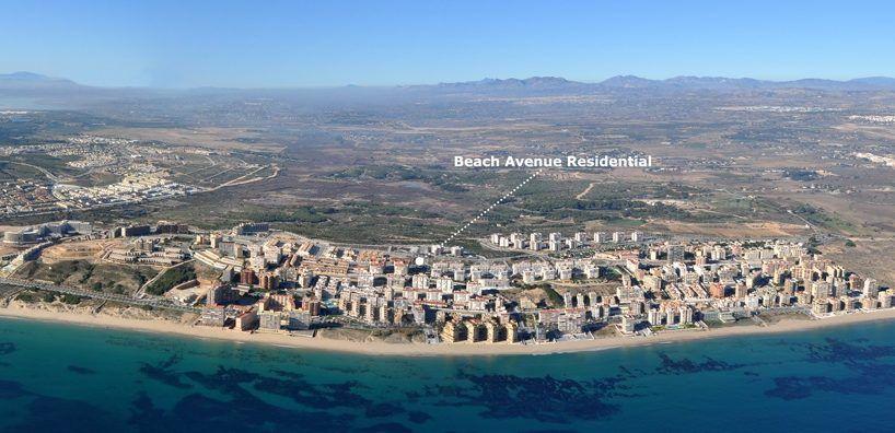 Appartement à 800m des plages Arenales del Sol Alicante