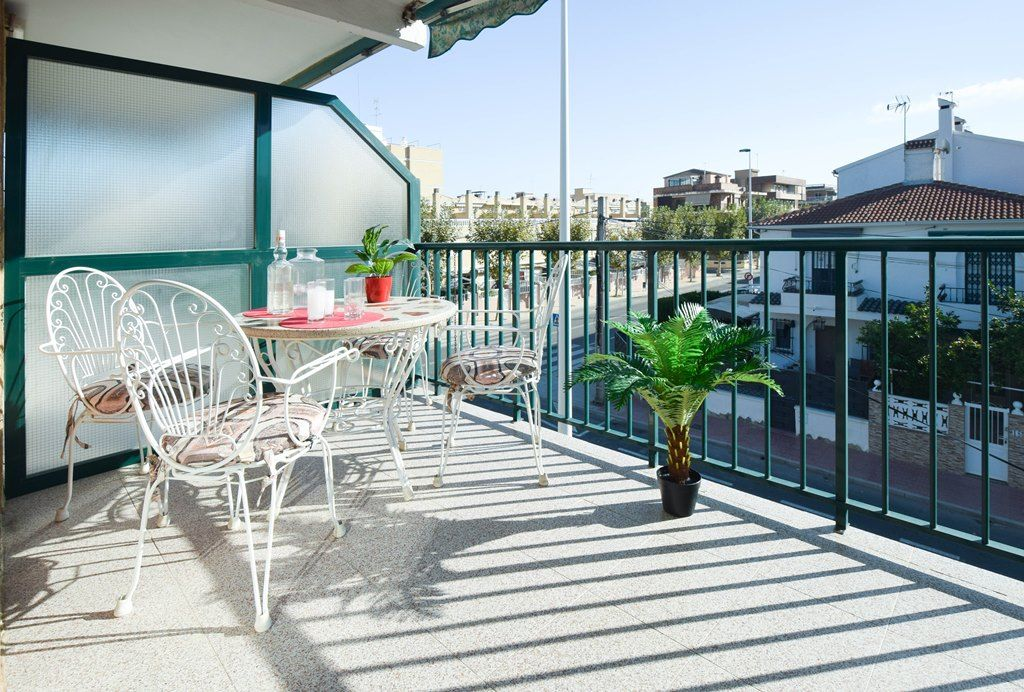 Apartment 100m from the beach, furnished, in Santa Pola