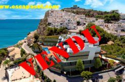A vendre maison moderne Benidorm Espagne