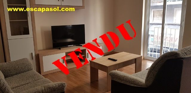 2 bedroom apartment in the city centre of Elche
