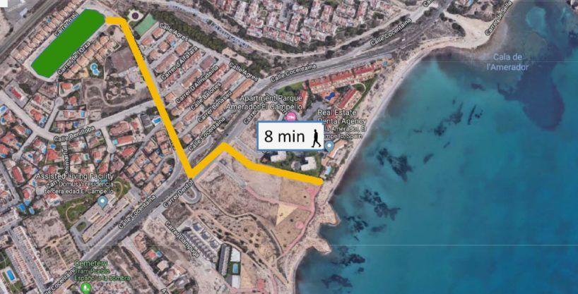 Villa moderne L'Almerador à 600m de la mer à El Campello