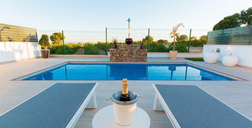 Modern Villa on Golf Lo Romero