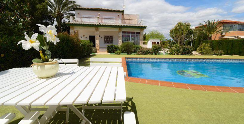 Belle villa à 5 mn des plages de Santa Pola
