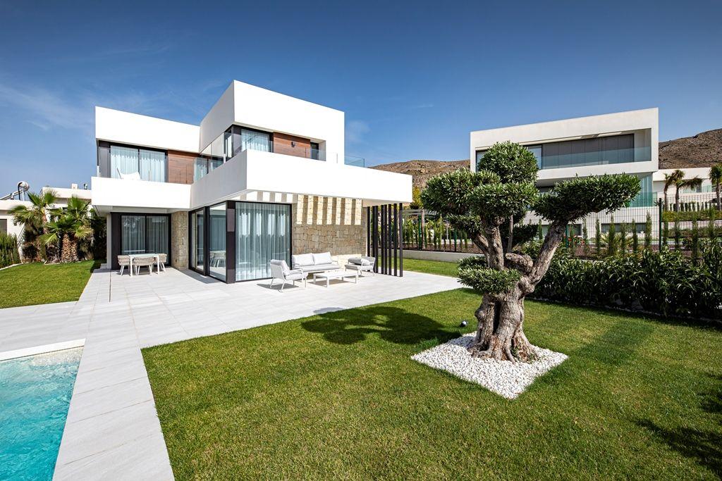 Villa moderne de luxe à Finestrat - Escapasol | Agence ...