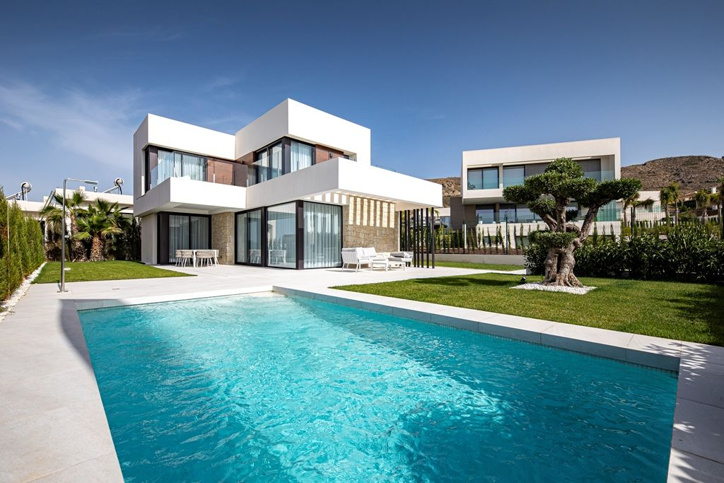 Modern luxury villa in Finestrat