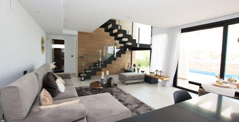Superbe maison moderne à finestrat