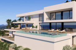 villa de luxe-à-vendre-vue-sur-la-mer-espagne
