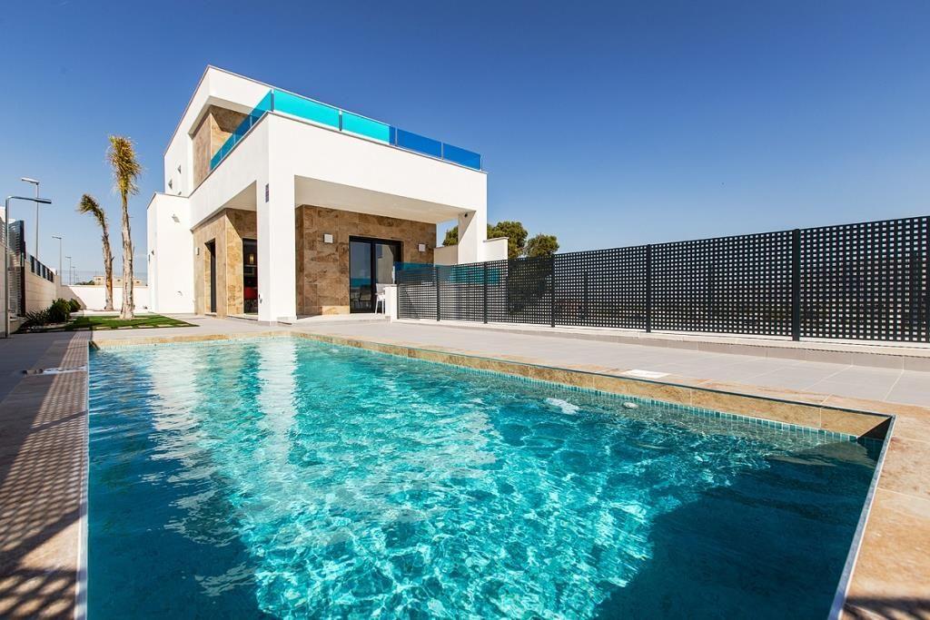 Villa moderne avec piscine Bigastro Costa Blanca Espagne