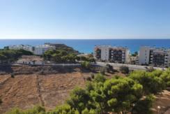 a vendre appartement vue sur la mer à villajoyosa