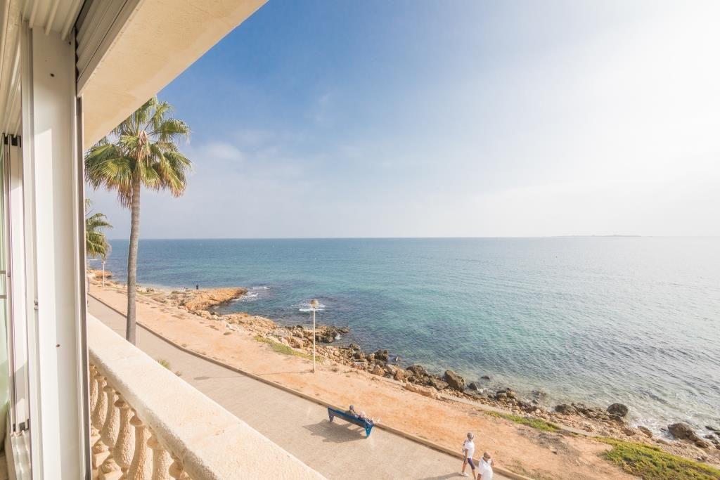 Maison première ligne de mer à Santa Pola en Espagne